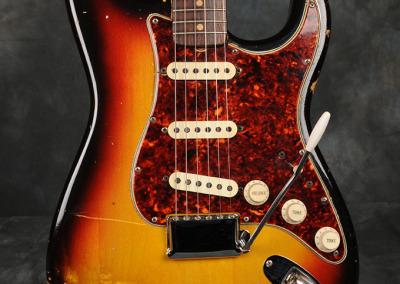 Fender Stratocaster 1964 Sunburst 1 (2)