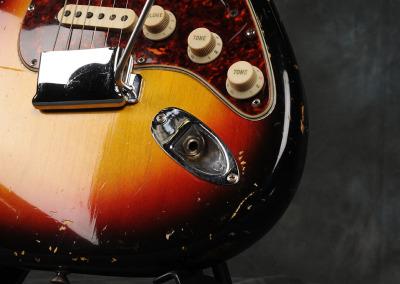 Fender Stratocaster 1964 Sunburst 1 (4)