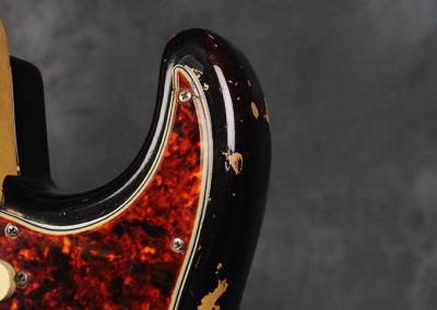 Fender Stratocaster 1964 Sunburst 1 (5)
