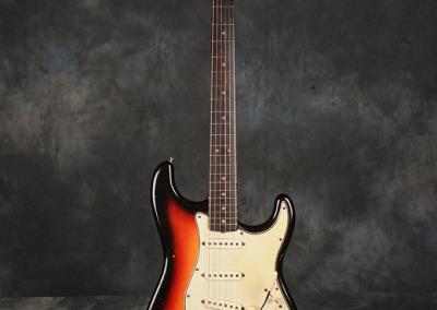 Fender Stratocaster 1964 Sunburst 2 (1)