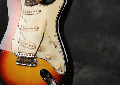 Fender Stratocaster 1964 Sunburst 2 (4)