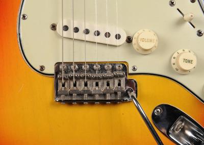 Fender Stratocaster 1964 Sunburst 3 (3)