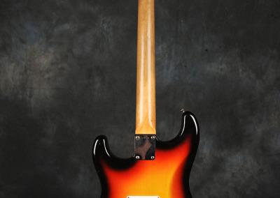 Fender Stratocaster 1964 Sunburst 3 (4)