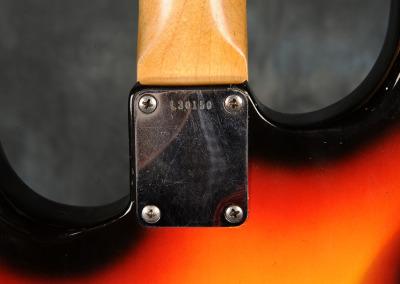 Fender Stratocaster 1964 Sunburst 3 (7)