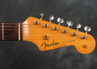 Fender Stratocaster 1964 Sunburst 3 (8)