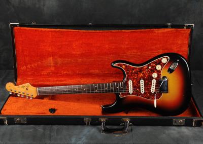 Fender Stratocaster 1964 Sunburst 5