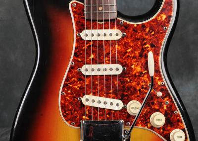 Fender Stratocaster 1964 Sunburst 5 (2)