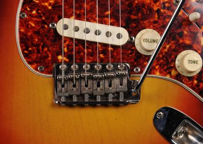 Fender Stratocaster 1964 Sunburst 5 (3)