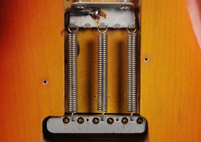 Fender Stratocaster 1964 Sunburst 5 (8)