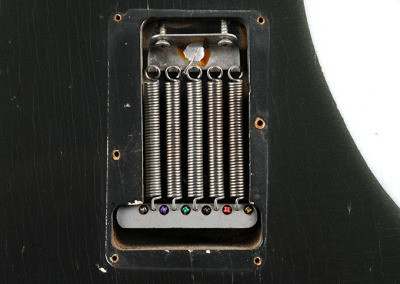 Fender Stratocaster 1965 Charcoal Frost (11)