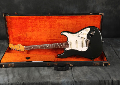 1965 Fender Stratocaster Charcoal Frost