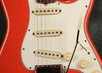 Fender Stratocaster 1965 Fiesta Red (3)