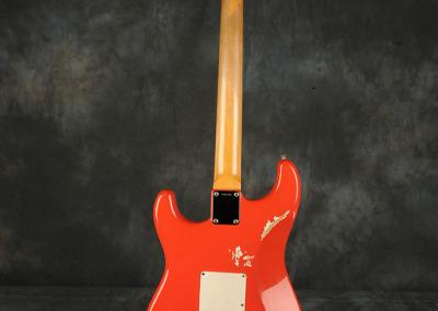 Fender Stratocaster 1965 Fiesta Red (4)