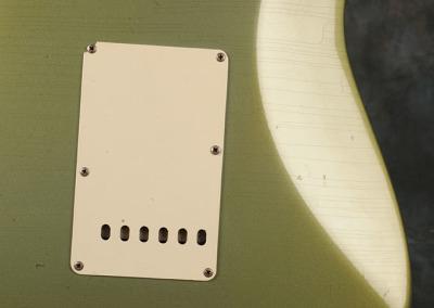 Fender Stratocaster 1965 Green (4)