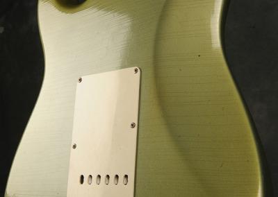 Fender Stratocaster 1965 Green (6)