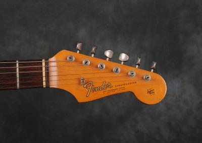 Fender Stratocaster 1965 Green (8)