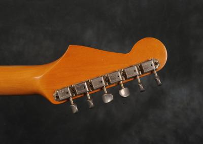Fender Stratocaster 1965 Green (9)
