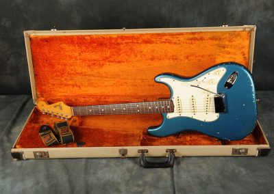 Fender Stratocaster 1965 Lake Placid Blue