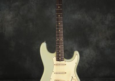 Fender Stratocaster 1965 Sonic Blue (1)