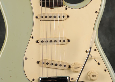 Fender Stratocaster 1965 Sonic Blue (3)