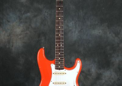 Fender Stratocaster 1966 Fiesta Red (1)