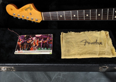 Fender Stratocaster 1966 Fiesta Red (14)