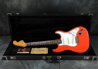 Fender Stratocaster 1966 Fiesta Red (16)