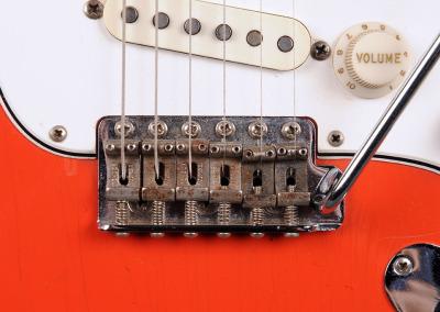 Fender Stratocaster 1966 Fiesta Red (3)