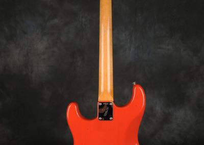 Fender Stratocaster 1966 Fiesta Red (4)
