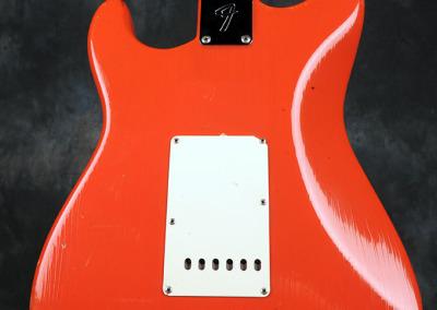 Fender Stratocaster 1966 Fiesta Red (6)