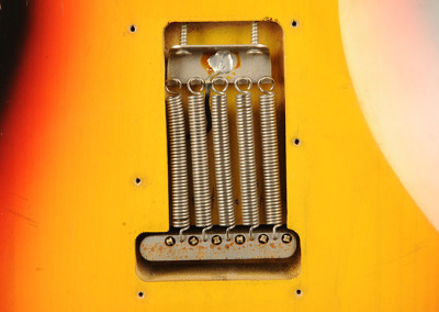 Fender Stratocaster 1966 Sunburst 2 (10)