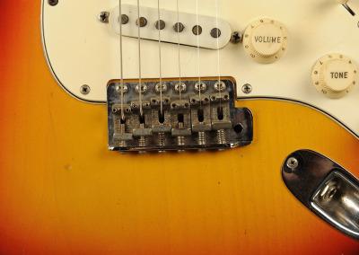 Fender Stratocaster 1966 Sunburst 2 (12)