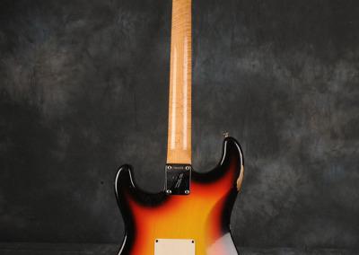 Fender Stratocaster 1966 Sunburst 2 (3)