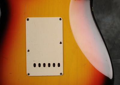 Fender Stratocaster 1966 Sunburst 2 (4)