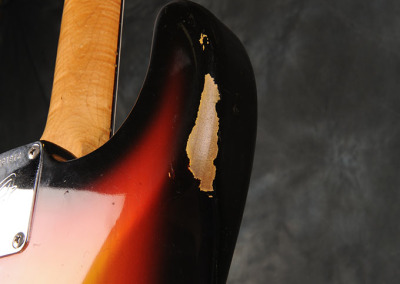 Fender Stratocaster 1966 Sunburst 2 (5)
