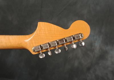 Fender Stratocaster 1966 Sunburst 2 (8)