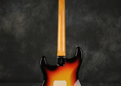 Fender Stratocaster 1966 Sunburst 3 (3)