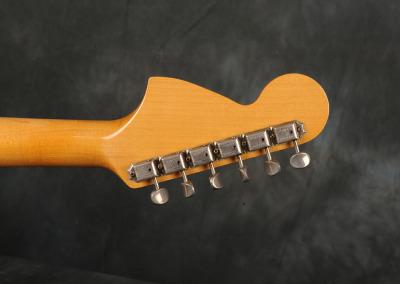 Fender Stratocaster 1966 Sunburst 3 (7)