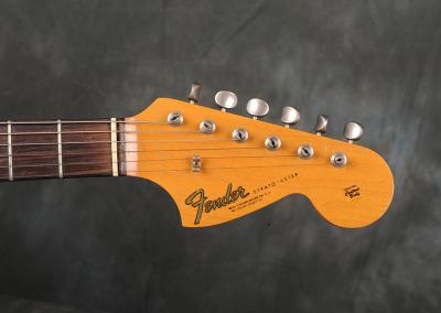 Fender Stratocaster 1966 Sunburst 4 (8)
