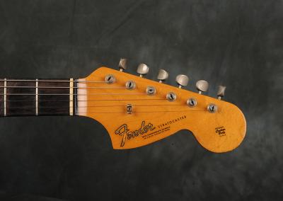 Fender Stratocaster 1966 Sunburst 5 (9)