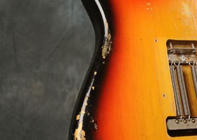 Fender Stratocaster 1966 Sunburst 6 (12)