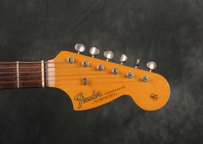 Fender Stratocaster 1966 Sunburst 6 (6)