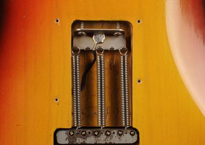 Fender Stratocaster 1966 Sunburst 7 (9)