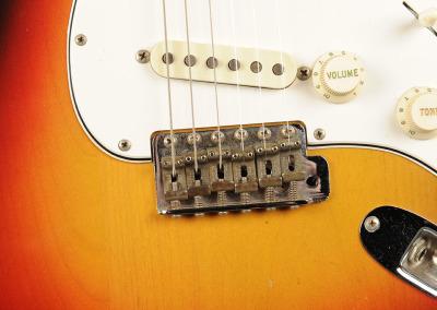 Fender Stratocaster 1966 Sunburst 8 (11)