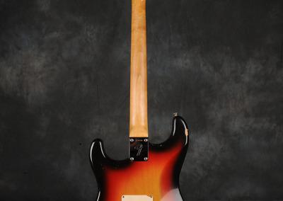 Fender Stratocaster 1966 Sunburst 8 (3)
