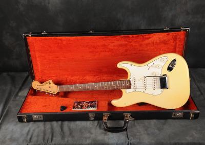 1969 Fender Stratocaster Olimpic White
