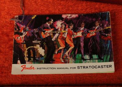 Fender Stratocaster 1969 Ow (9)
