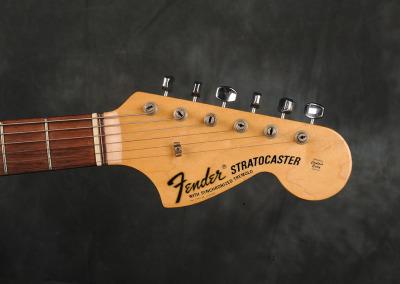 Fender Stratocaster 1969 Sunburst (6)