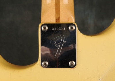 Fender Stratocaster 1970 Ow (7)