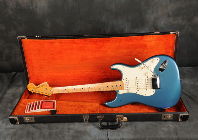 1972 Fender Stratocaster Lake Placid Blue